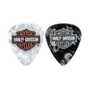 Dunlop Harley Davidson Pearloid Guitar Picks 3 Dozen