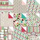 Echo Park HOLLY JOLLY 6x6 Scrapbook Paper Pad