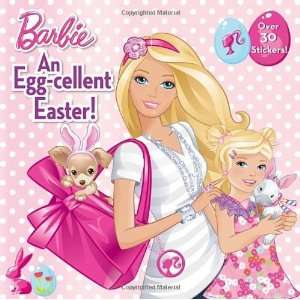 An Egg cellent Easter! (Barbie) (Pictureback(R