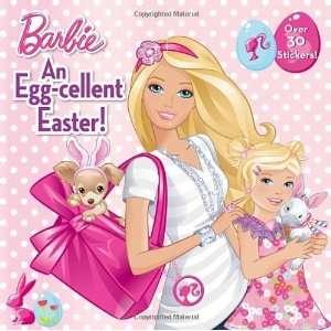 An Egg cellent Easter (Barbie) (Pictureback(R