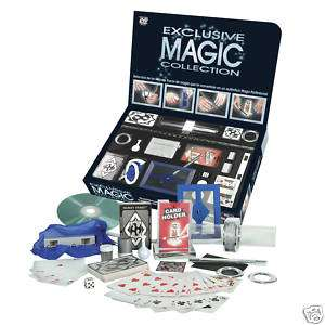 Exclusive Magic Collection Toy Set   Ages 8 +   #4701