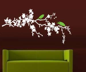 Wall Decor Decal Sticker Removable Vinyl tree branch 02