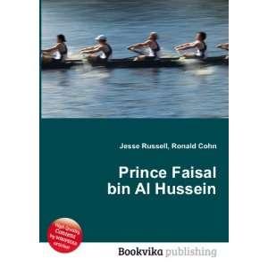 Prince Faisal bin Al Hussein: Ronald Cohn Jesse Russell