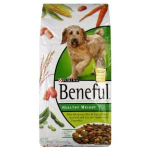 Beneful Healthy Weight Dog Food 7lb. (Pack of 3