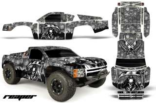 AMR RACING RC GRAPHIC DECAL KIT UPGRADE PROLINE CHEVY SILVERADO BODY