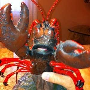 Vintage Singing/Dancing Lobster
