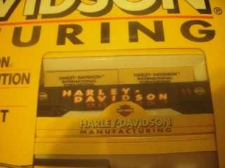Davidson 1994 Collectors Edition HO Scale Electric Train Set