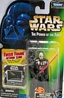 Star Wars Darth Vader Removable Helmet POTF FF Figure