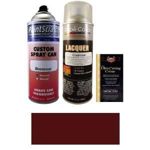 12.5 Oz. Dark Cherry Metallic Spray Can Paint Kit for 2006