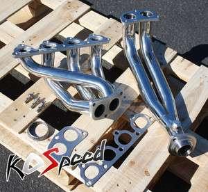STEEL EXHAUST HEADER/MANIFOLD HONDA D SERIES ENGINE CIVIC SOHC 4 2 1
