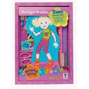 Woodkins  Groovy Girl Gwen Toys & Games