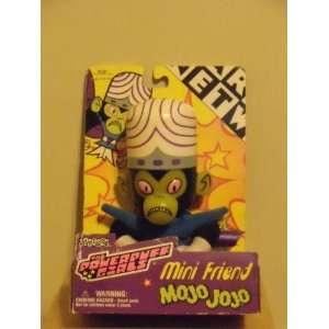 Powerpuff Girls Mini Friend Mojo Jojo Action Figure Toys & Games