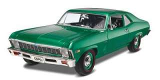 Revell Model kit # 4274 1/25 1969 Chevy Nova COPO