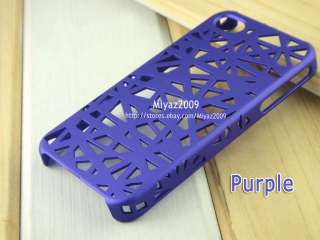 2012 NEW DESIGN bird nest hard case for iPhone 4S/4 *USA SELLER