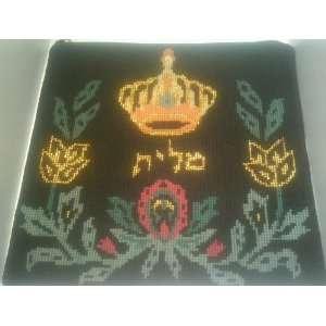 Crown and Wreath Design Medium with Free Plastic Zipper Bag