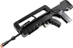 FAMAS Officially Licensed Semi/ Full Auto Machine Gun   Airsoft Rifle