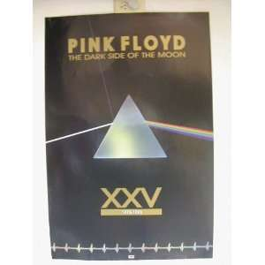 Pink Floyd Poster Dark Side of the Moon Anniversary
