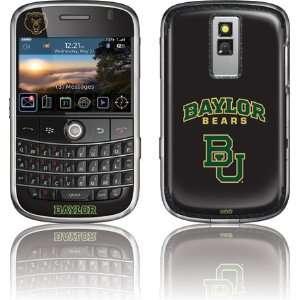 Baylor University Bears skin for BlackBerry Bold 9000