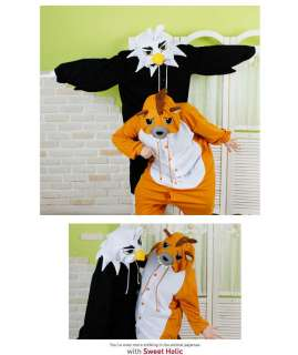 Kigurumi Animal Character Costume Cosplay Pajama Halloween Party