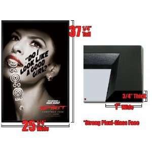 Framed Spirit Eva Mendes Sand Saref Poster FrPp31632A