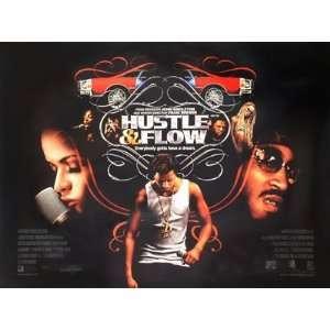 HUSTLE & FLOW ORIGINAL MOVIE POSTER
