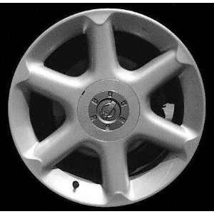 WHEEL (PASSENGER SIDE)  (DRIVER RIM 17 INCH, Diameter 17, Width 7 (6