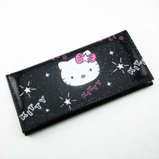 Multi color Fashion HelloKitty Key Girls Wallet Clutch Card Bag Purse