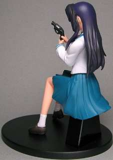 FULL METAL PANIC ANIME FUMOFFU DX FIGURE REN MIKIHARA