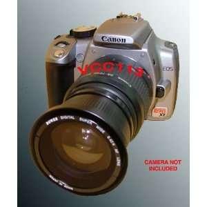 Pro Optic 0.42x Semi Fish eye Auxillary Lens for 55mm