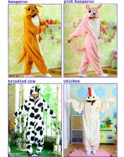 Kigurumi Animal Character Costume Cosplay Pajama NEW ORIGINAL KOREA