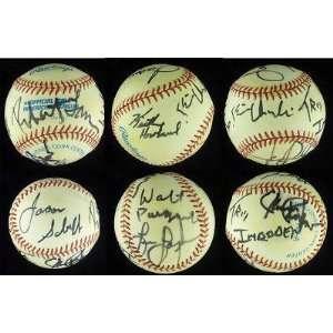 Rock Band Chicago Signed Baseball JSA LOA Robert Lamm   Autographed