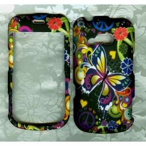 com New butterfly LG 900g straight talk phone cover case Cell Phones