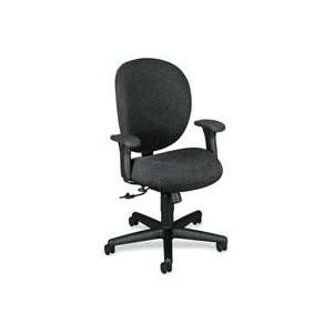 HON Company Products   Managerial Chair, Mid Back, 27 1/8