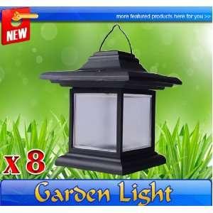 Landscape Spotlight Hanging Solar LED Garden Light for Pond Landscape