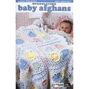 Snuggletime Baby Afghans   Crochet Patterns Home & Kitchen