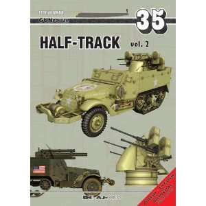 Half Track: V. 2 (9788372372215): Patryk Janda: Books