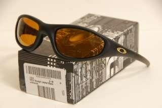 NEW Oakley Straight Jacket Vintage Sunglasses Black w/Bronze 30 986