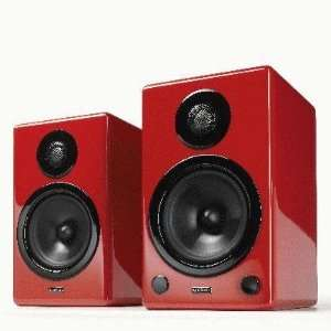 Selected Powered Spkr Sys  iPod  Red By Music Hall Electronics