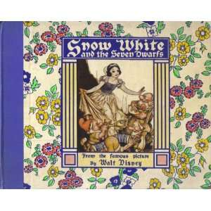SNOW WHITE AND THE SEVEN DWARFS WALT DISNEY  Books