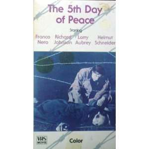 The 5th Day of Peace Franco Nero, Richard Johnson, Larry