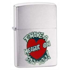 Zippo Custom Lighter   Novelty Funny Humor Saying I Have a