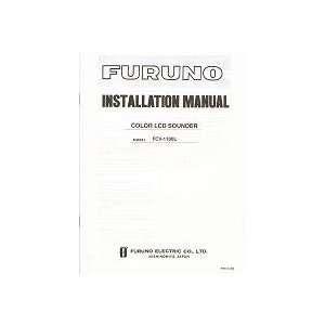 Furuno FCV1100 Installation Manual