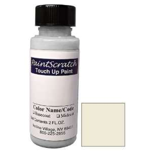 2 Oz. Bottle of Silver Pearl Metallic Touch Up Paint for