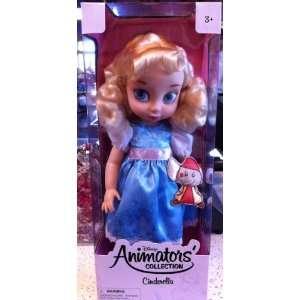 Disney Baby Toddler Cinderella Doll NEW