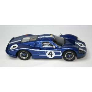 1/32 MRRC Analog Slot Cars   Ford MKIV LM 1967   No. 4