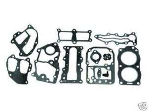 POWERHEAD GASKET SET JOHNSON EVINRUDE OMC 9.9 15 HP NEW