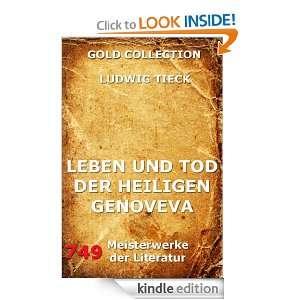 Leben und Tod der heiligen Genoveva (Kommentierte Gold Collection
