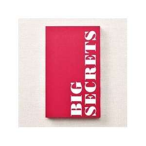 big secrets small notepad: Office Products