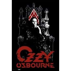 Ozzy Osbourne Seated Portrait, 20 x 30 Poster Print