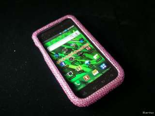 Hello Kitty Bling Crystal RHINESTON Cases for Samsung i9000 Galaxy S